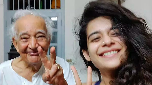 Mithila Palkar Opens Up About Her 93-Year-Old Grandfather Surviving COVID-19