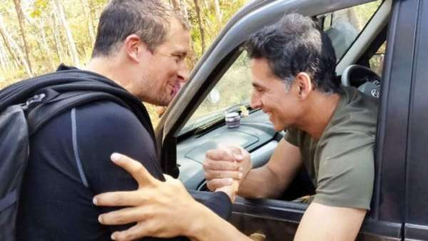 Discovery's Into The Wild With Bear Grylls & Akshay Kumar Emerges As The Second Most-Watched TV Show