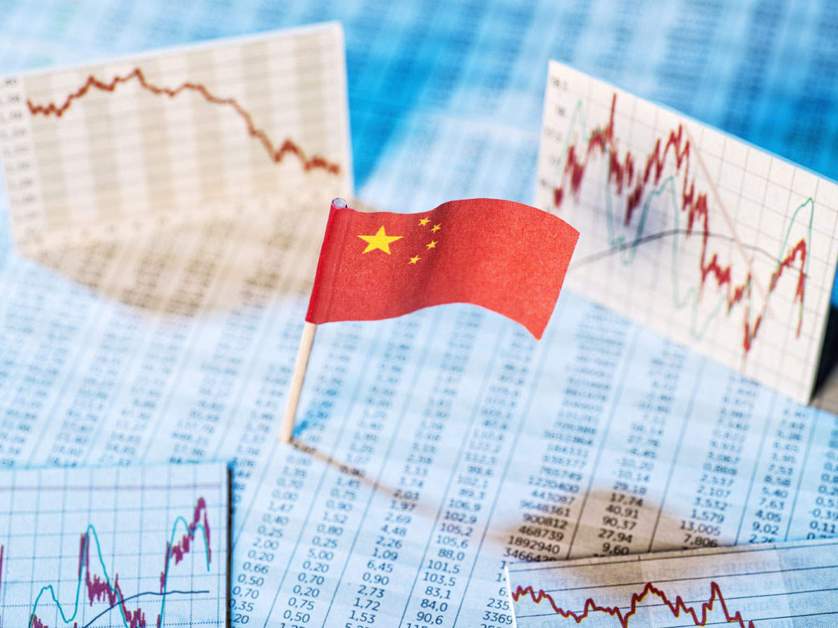 China stocks end flat, post worst weekly fall in over 2 months on virus worries