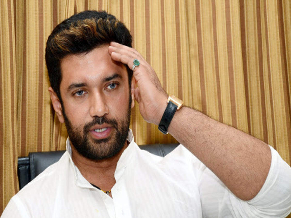Papa wanted me to go it alone in Bihar polls: Chirag Paswan