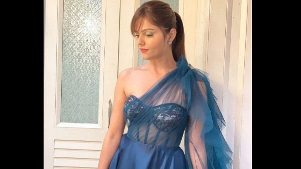 BB 14's Rubina Dilaik Shares Sour Experience; Says Big Bollywood Director Wanted To Fa*t On Her Face