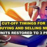 Big Story | SEBI restores cut-off timings for buying and selling of mutual fund units after 6 months