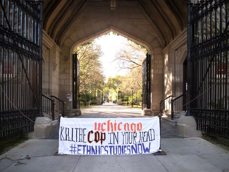 University Of Chicago Faculty Demands Reparations