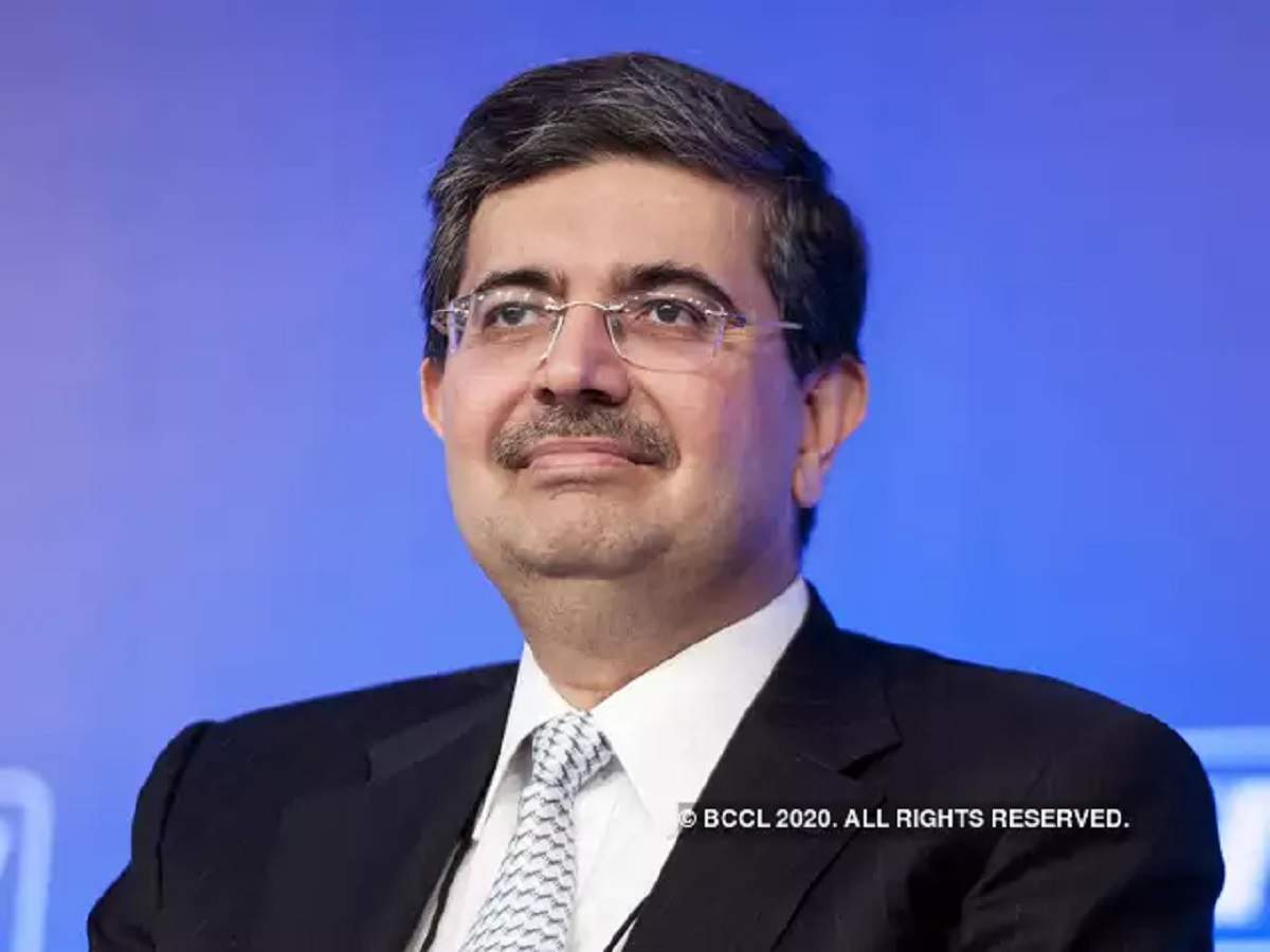 Need to encourage long-term investing via delivery-based buying: Uday Kotak