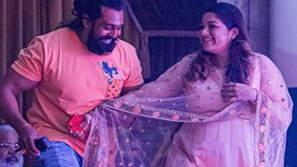 Dhruva Sarja Gifts Silver Crib Worth Rs 10 Lakh To His Late Brother Chiranjeevi & Meghana Raj's Baby