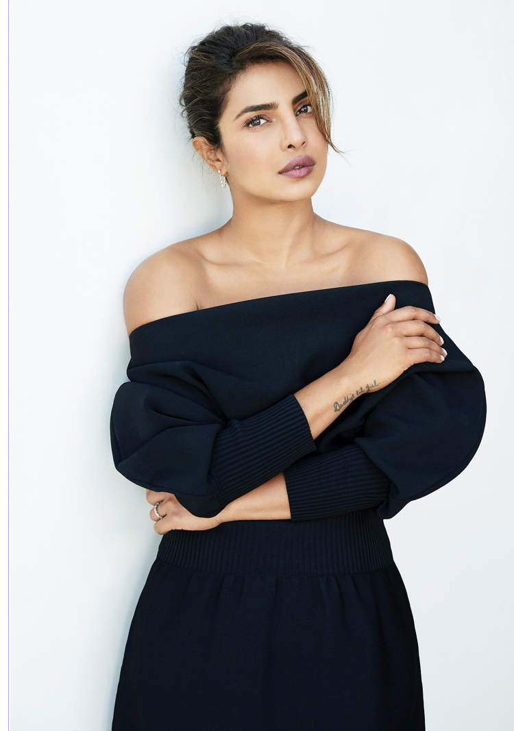 Exclusive! Priyanka talks about her book & life