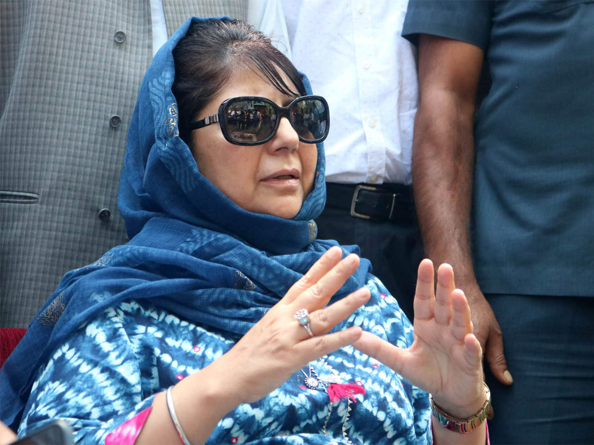 JK Cong asks Mehbooba to desist from making 'provocative', 'irresponsible' remarks on national flag