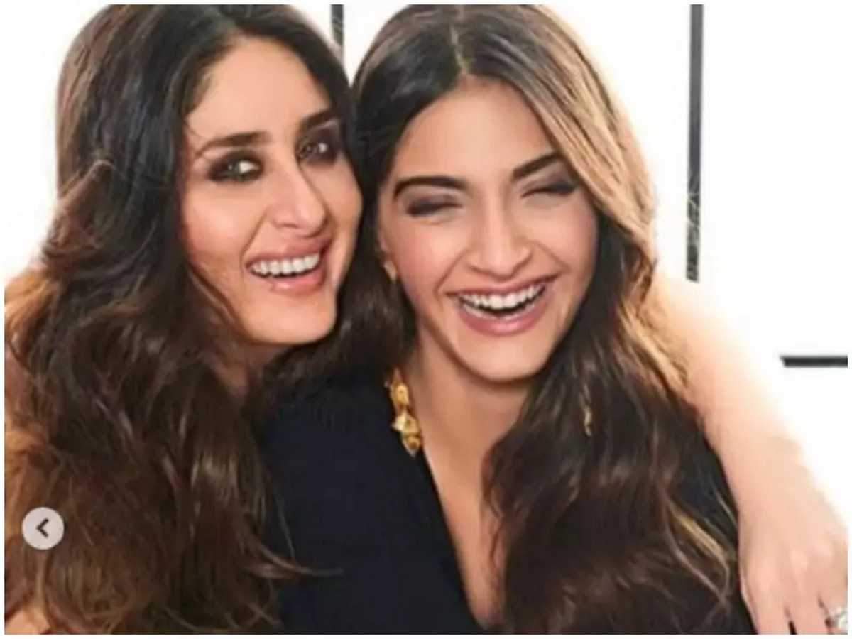 Kareena-Sonam's old video gives us BFF goals