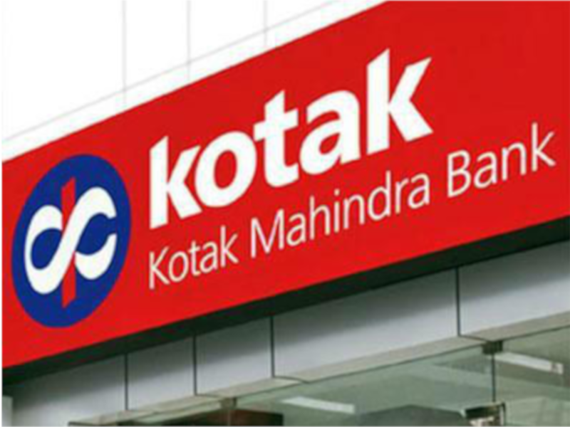 Kotak Mahindra shares jump 10%. Here's why