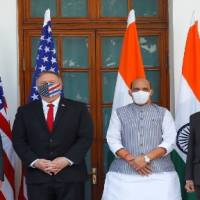 India, US to sign data pact ahead of talks on countering China