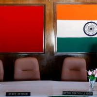 "Military talks with China have no link with ""any extraneous issue"": India"
