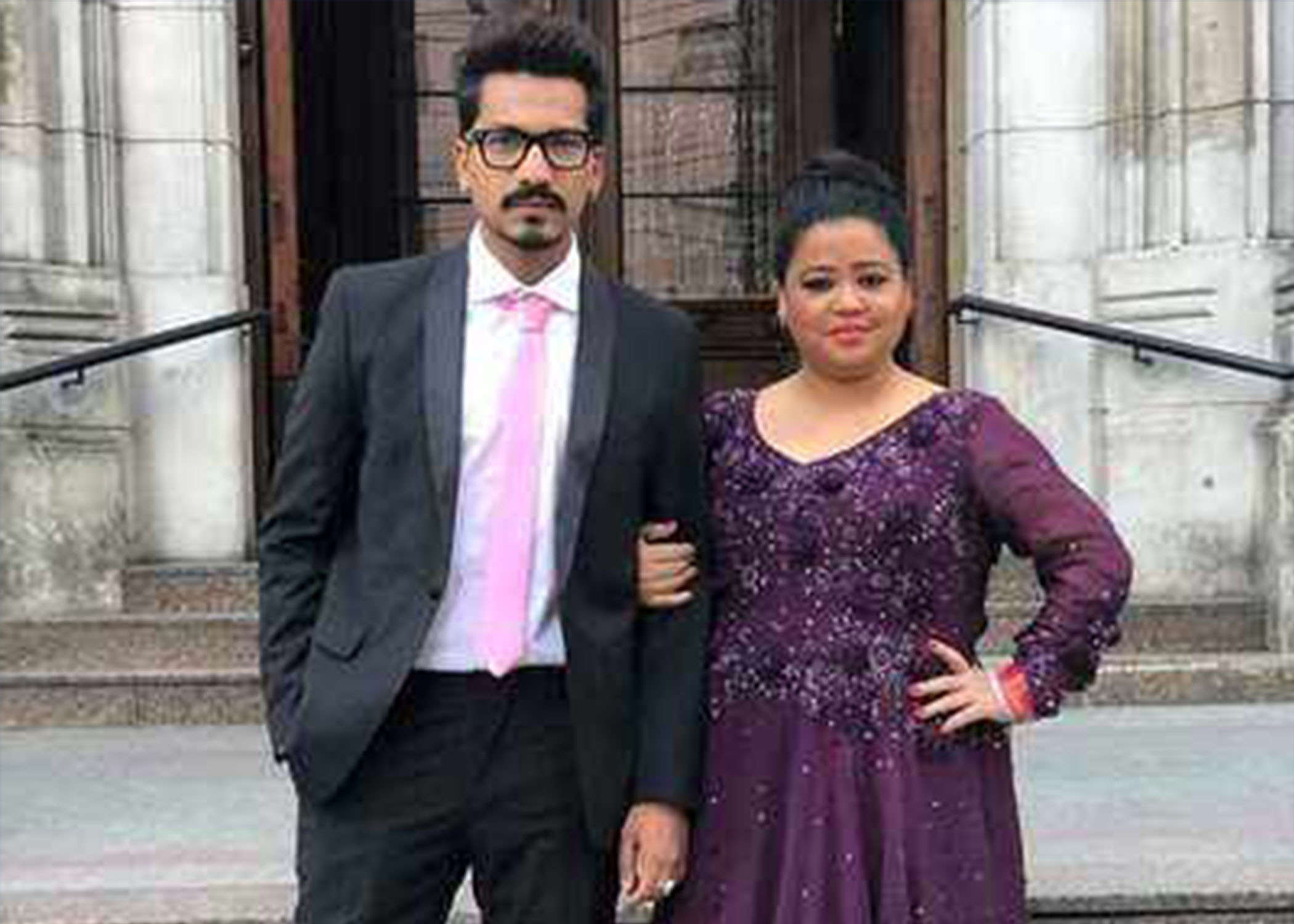 Drug case: Comedian Bharti Singh's husband Haarsh Limbachiyaa arrested by anti-drugs agency NCB