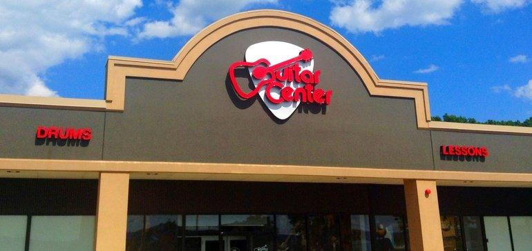 Guitar Center, Largest US Retailer Of Music Instruments, Files For Bankruptcy