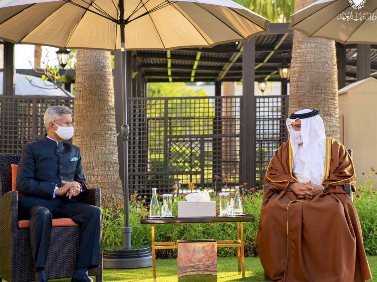 Extended neighbourhood: India, Bahrain seek to build defence and maritime security partnership
