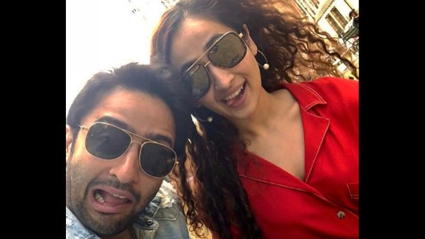 Shaheer Sheikh & Ruchikaa Kapoor Are Married; Actor Says 'I'm A Wanderer & I've Finally Found The Right Companion'