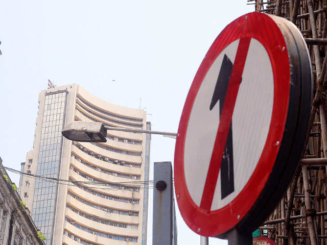 Sensex sheds 110 pts, Nifty ends at 12,969; RIL, IT stocks weigh