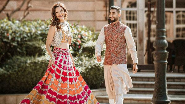 Gauahar Khan & Zaid Darbar Announce Their Wedding Date; The Bride-To-Be Reveals Zaid Proposed After A Month Of Courtship