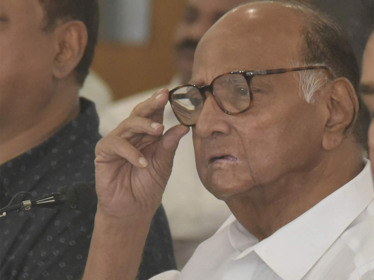 Rahul Gandhi's consistency is issue, says Sharad Pawar