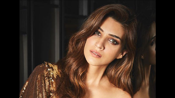 Kriti Sanon Shares Her New Year Resolution And It Is All About Being 'Real'