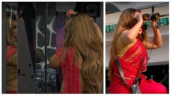 Bigg Boss 14 January 13 Highlights: Rakhi Woos Abhinav And Wears Sindoor For Him In The Captaincy Task