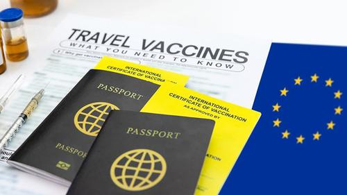 "EU Leaders Demand ""Standardised"" Vaccine Passport For Travel"