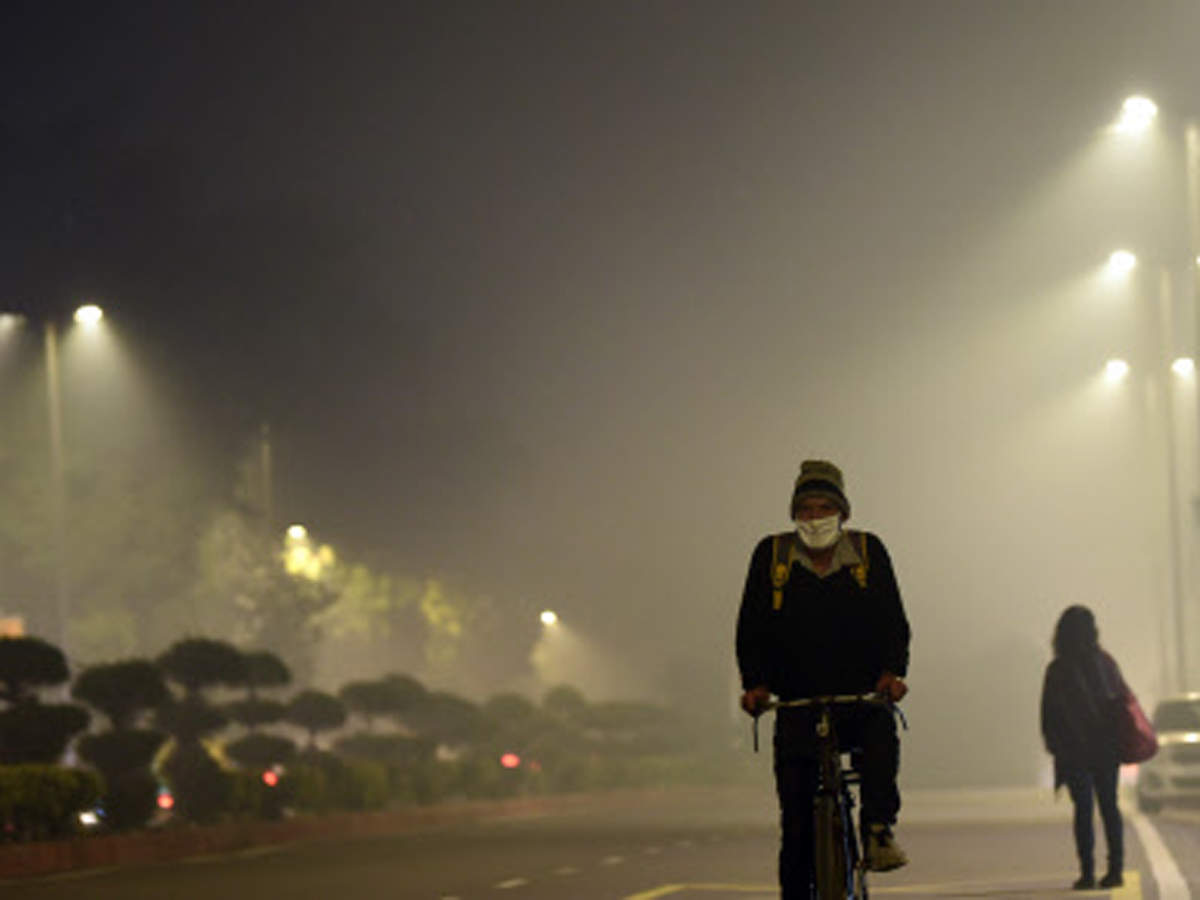 Cold wave and dense fog condition to prevail in North India