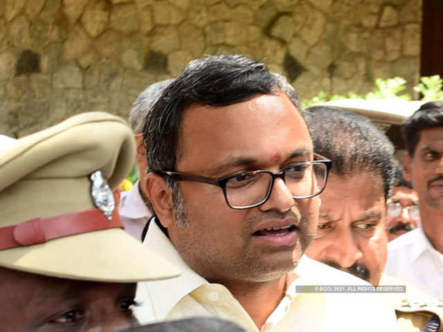 Vaccination drive: Deep sense of hesitancy there;  PM, health min must lead by example, Karti Chidambaram tweets