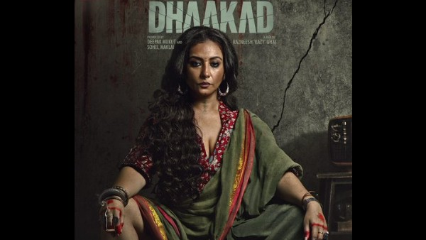 Dhaakad: Divya Dutta Looks Deadly As Rohini In The New Poster Of Kangana Ranaut's Spy Thriller