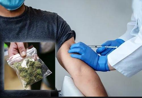 Jabs For Joints: Free Bag Of Weed With Your COVID Vaccine In DC