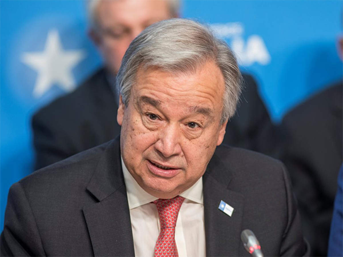 Antonio Guterres saddened by loss of life in fire at Serum Institute: UN spokesperson