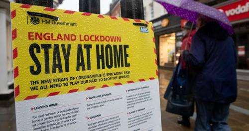 Infectious Diseases Expert Says UK Lockdown Is Not Working