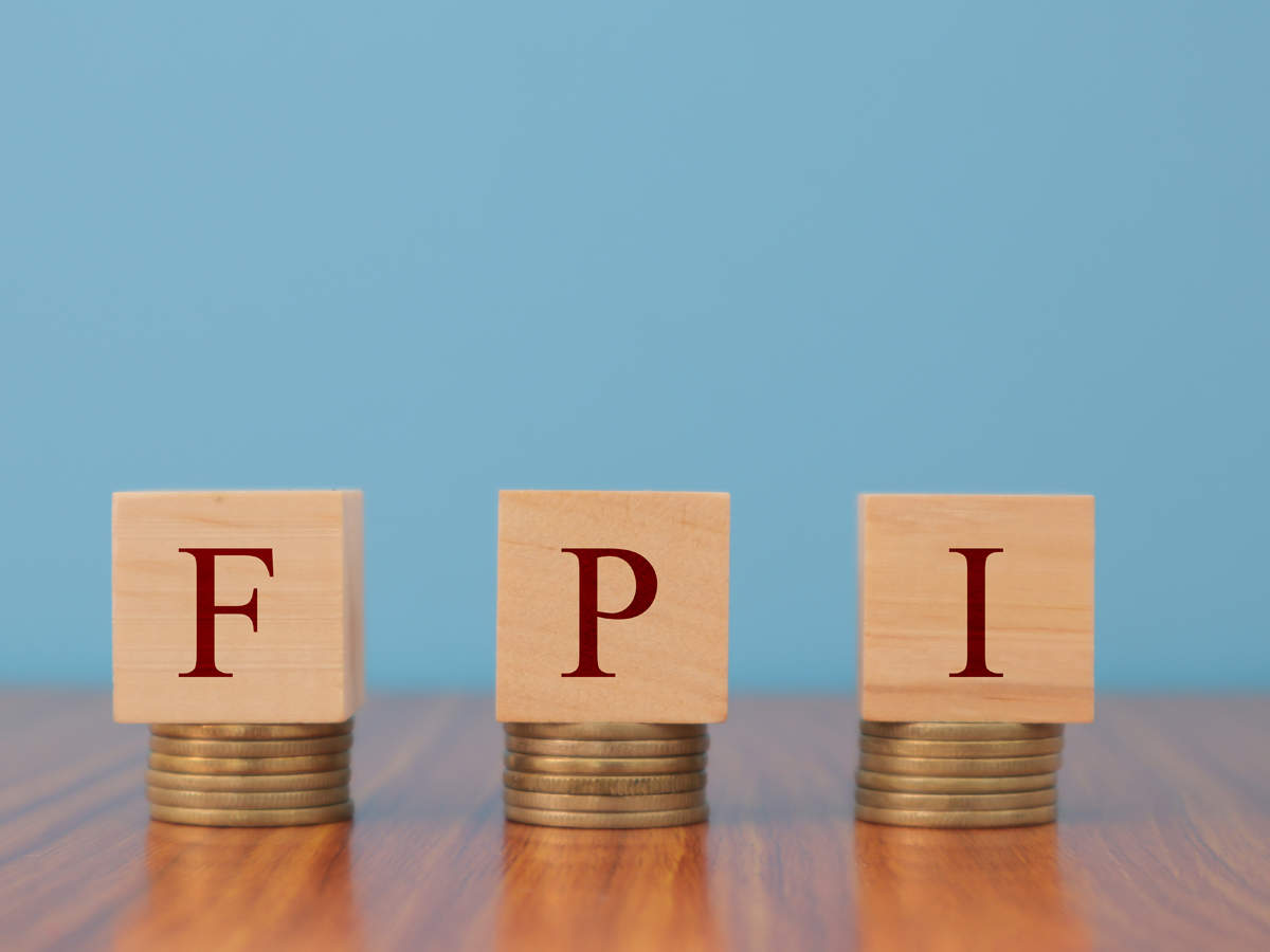 FPIs net investors at Rs 18,456 crore this month so far