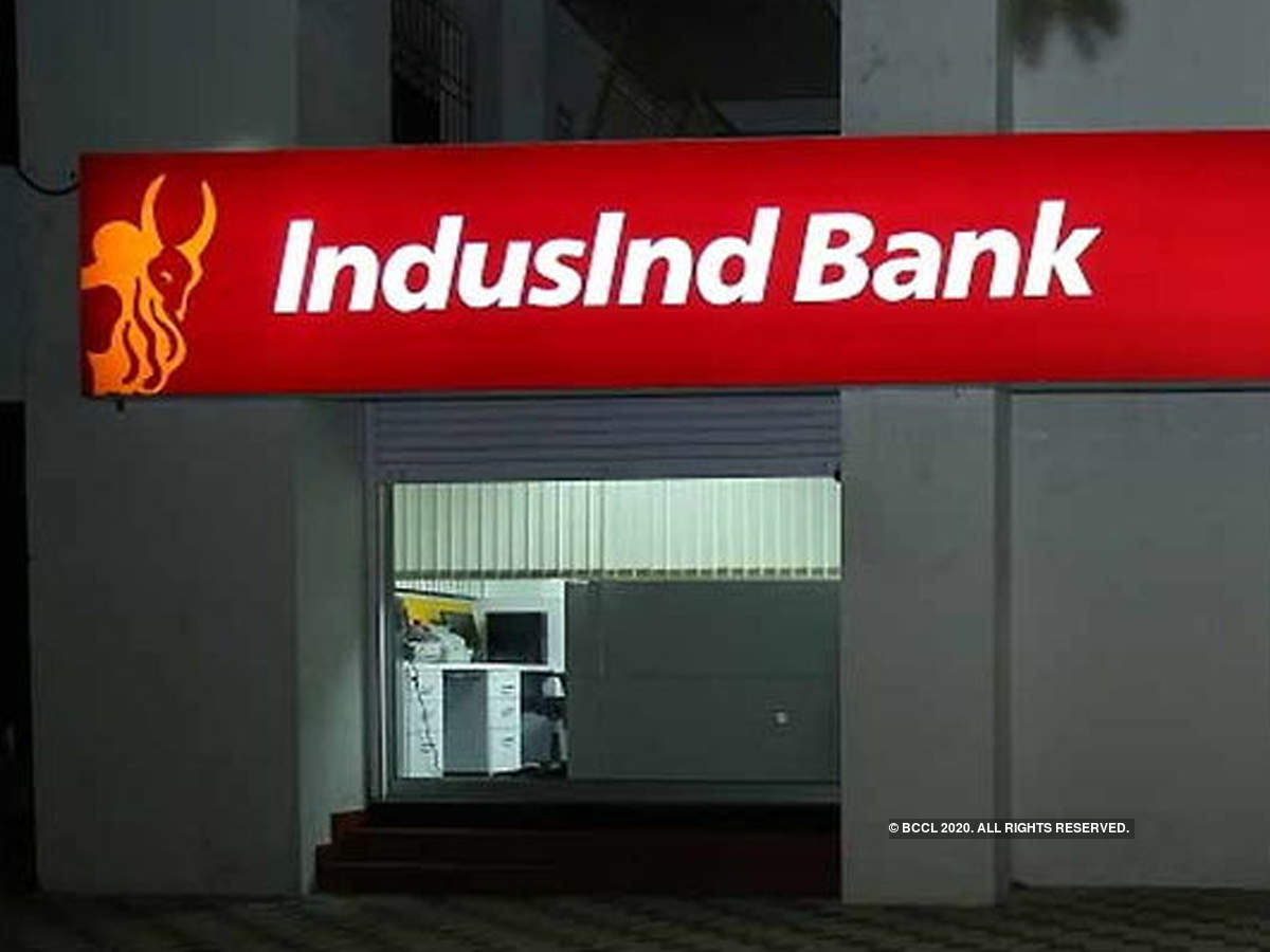 Sell IndusInd Bank, target price Rs 850:  Motilal Oswal