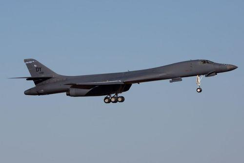 U.S. To Deploy B1-B Lancer Strategic Bombers To Norway For Arctic Contention