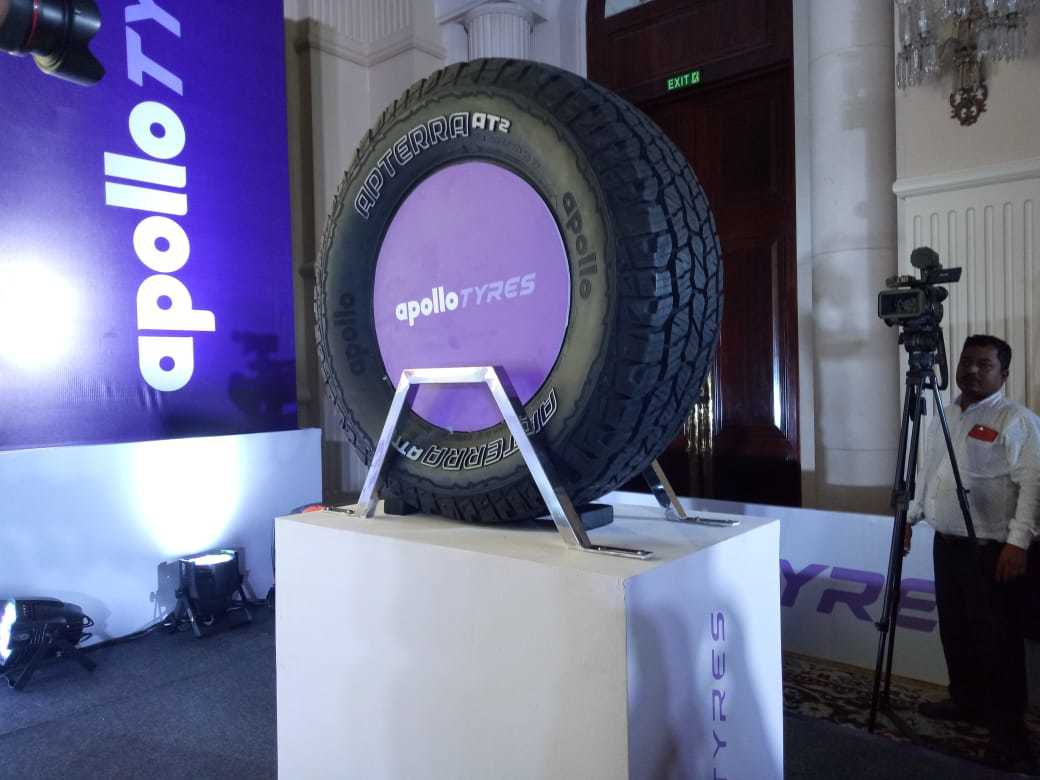 Apollo Tyres shares zoom over 12% after encouraging Q3 earnings