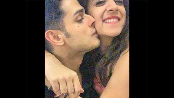 Priyank Sharma & Benafsha Soonawalla Are Back Together; The Actor Was With Ben On V-Day!
