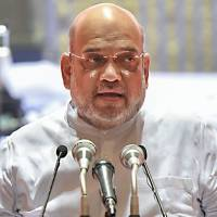 Amit Shah talks of Making Assam, North East biggest contributor to India#39;s GDP