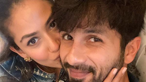 Mira Rajput Pens A Cute Note For Hubby Shahid Kapoor On His Birthday