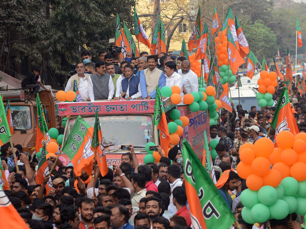 West Bengal assembly polls: BJP looks east, hopes for Southern swing