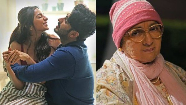 Arjun Kapoor, Rakul Preet Singh And Neena Gupta's Sardar Ka Grandson To Release On Netflix; See First Look