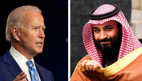 """Letting A Murderer Walk"": Leading Dems Outraged MbS Gets 'Free Pass' From Biden"