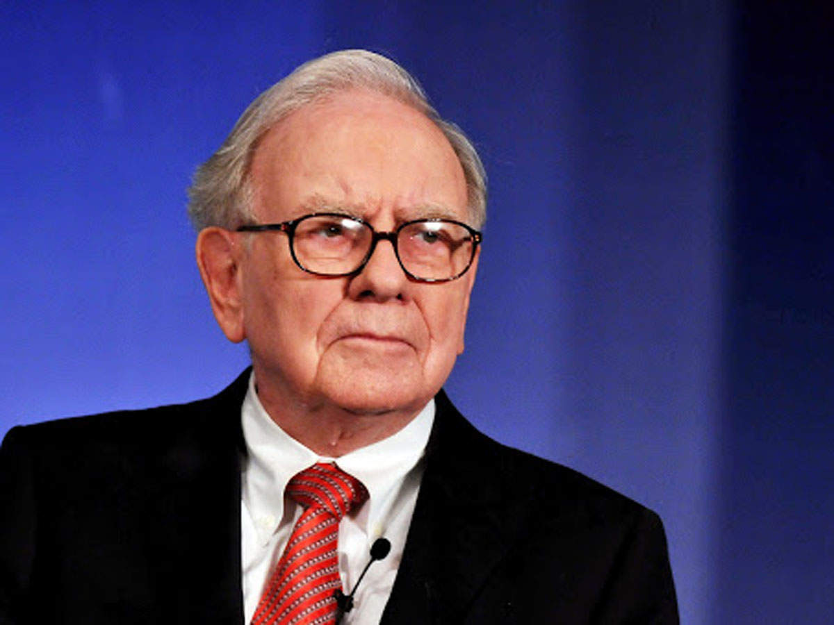 Stock gains power Buffett's Berkshire Hathaway to higher profit