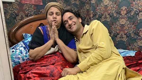 Bigg Boss 14: Vikas Gupta Visits Rakhi Sawant's Ailing Mother, Actress Shares Heartwarming Pics