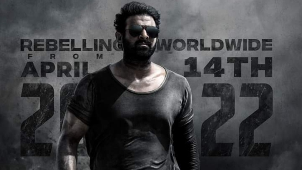 Salaar Gets A Release Date: The Prabhas-Prashanth Neel Project To Hit The Theatres On April 14, 2022