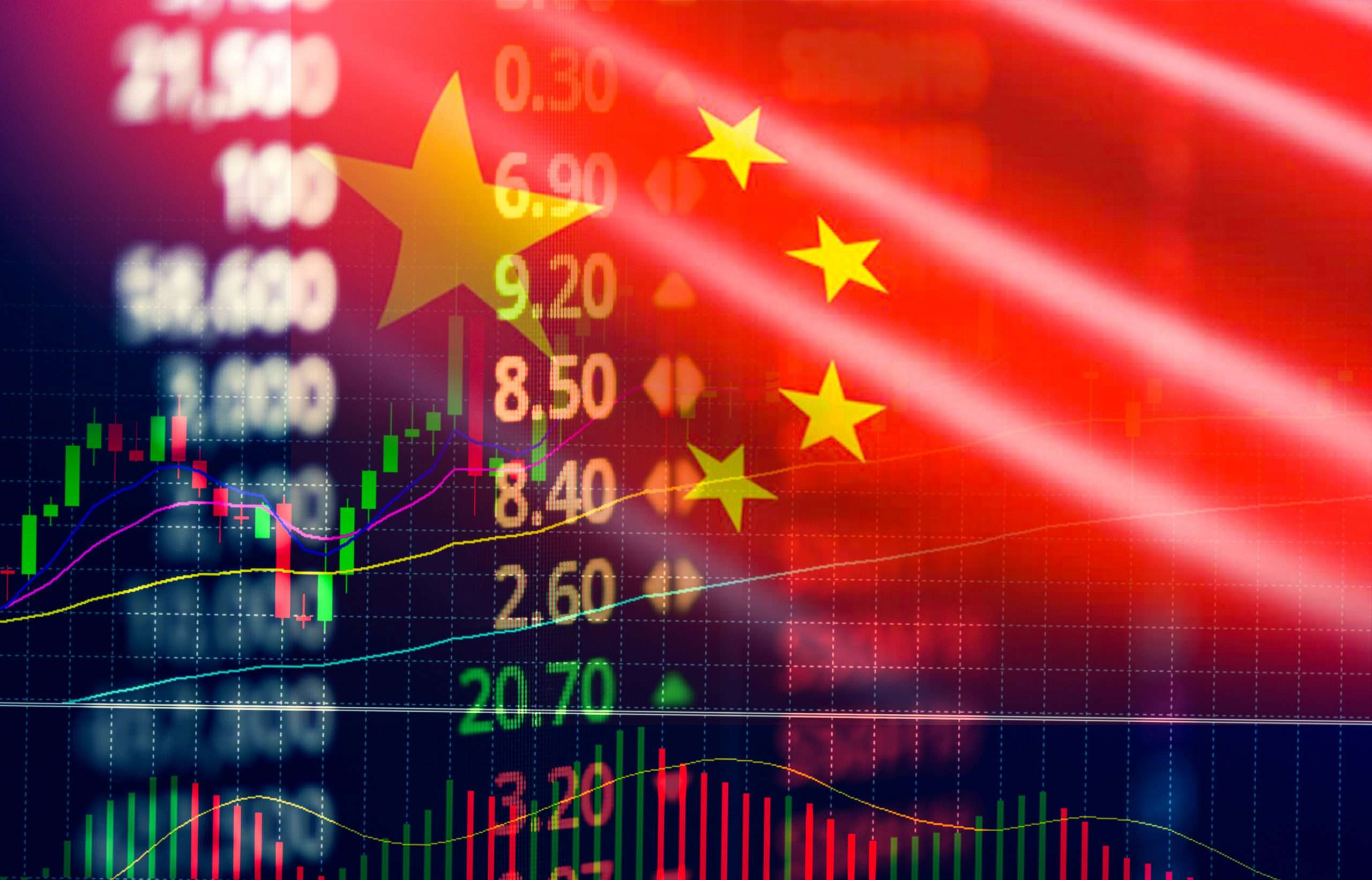 China shares bounce; investors shrug off factory growth slowdown