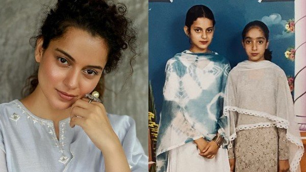 Kangana Ranaut Shares A Throwback Picture; Recalls Childhood Memories That Pierced Her Heart