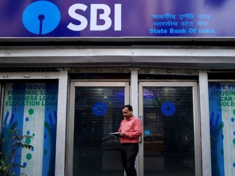 Stock market news: SBI share price gains over 2%