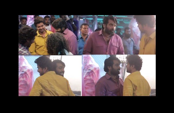 Master: BTS Video Of Vijay And Vijay Sethupathi Taken During Climax Shoot Takes The Internet By Storm