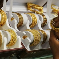 Gold rate edges lower for fifth day to touch Rs 44,516 per 10 gm on rising yields, firm dollar