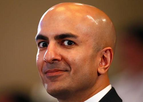 "Kashkari Stunner: If Real Rates Spike ""That May Warrant"" More Easing"